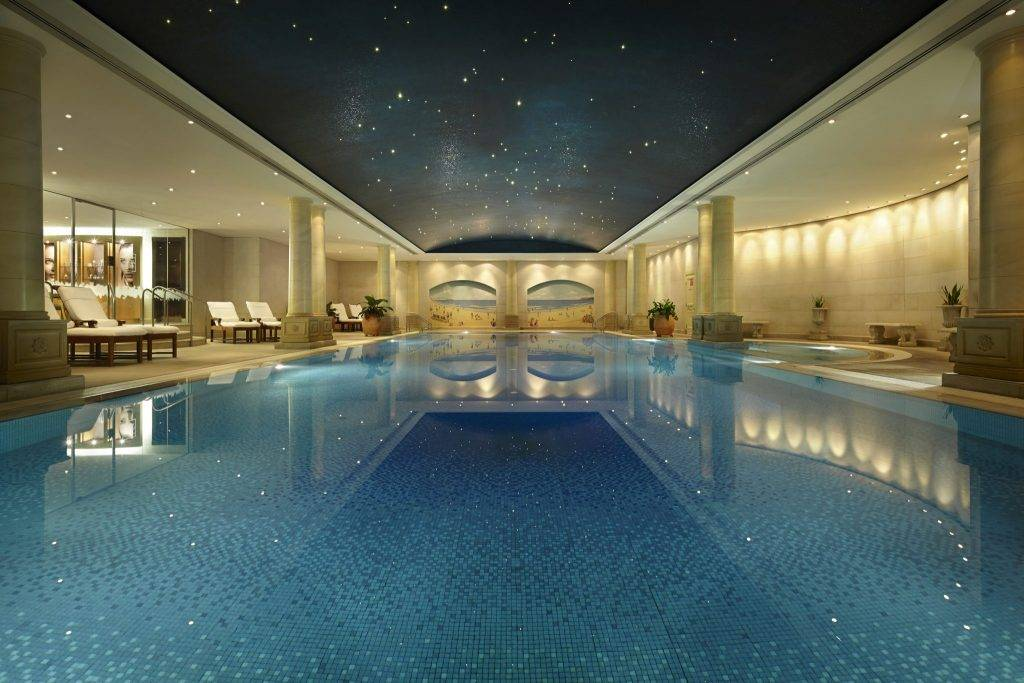 Langham Swimming Pool