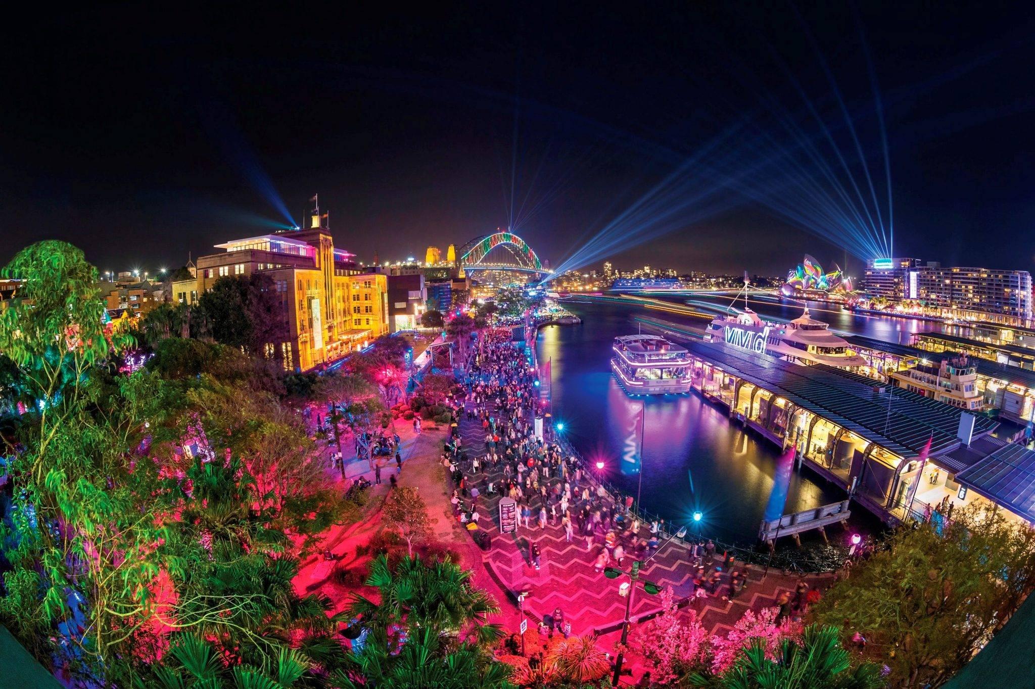 vivid sydney 2019 time - 1024×576